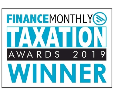 Finance Monthly Taxation Awards 2019